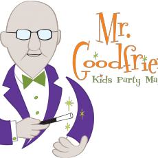 Cartoon MrGoodfriend